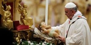 Pope and Baby