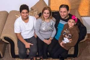 khalil-family